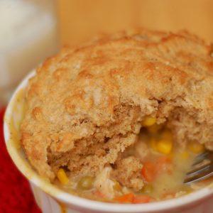 Chicken Potpie – A Comfort Food Makeover