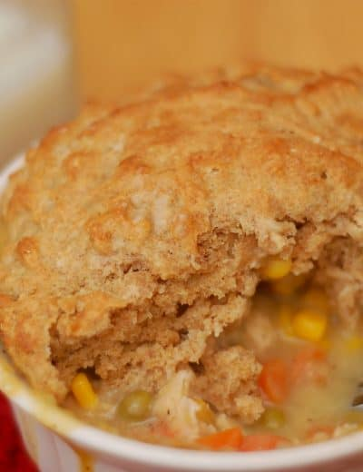 Chicken Potpie – A Comfort Food Makeover