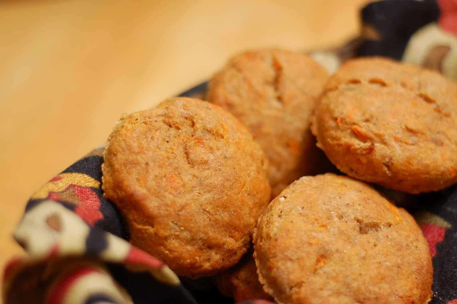 Sweet Potato Biscuits & Maple Butter Recipe — Dishmaps