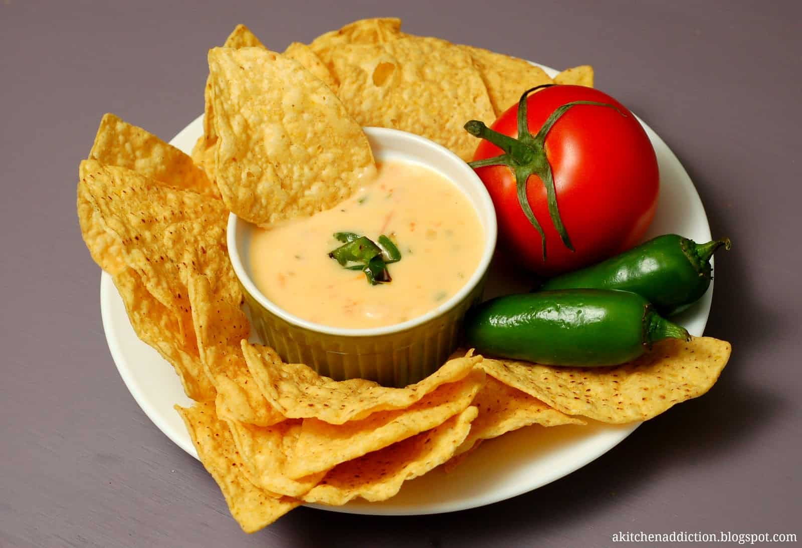 Queso Steak Dip Recipe — Dishmaps