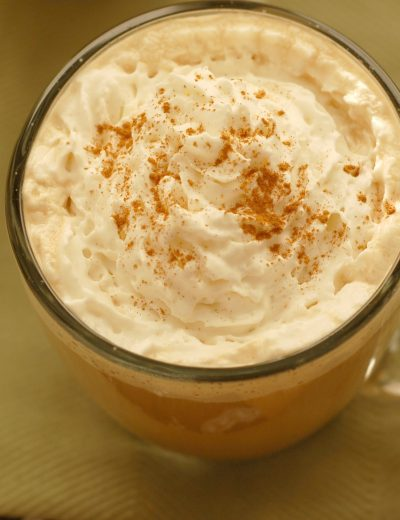 Cinnamon French Toast Latte