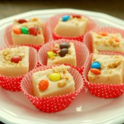 {A Kitchen Addiction} Quick & Easy Peanut Butter Fudge