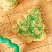 {A Kitchen Addiction} Lightened Up Sugar Cookies
