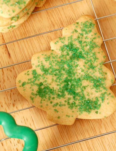 Lightened Up Sugar Cookies