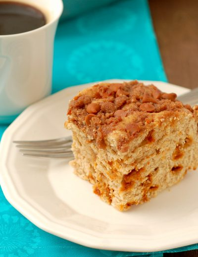 Cinnamon Chip Breakfast Cake