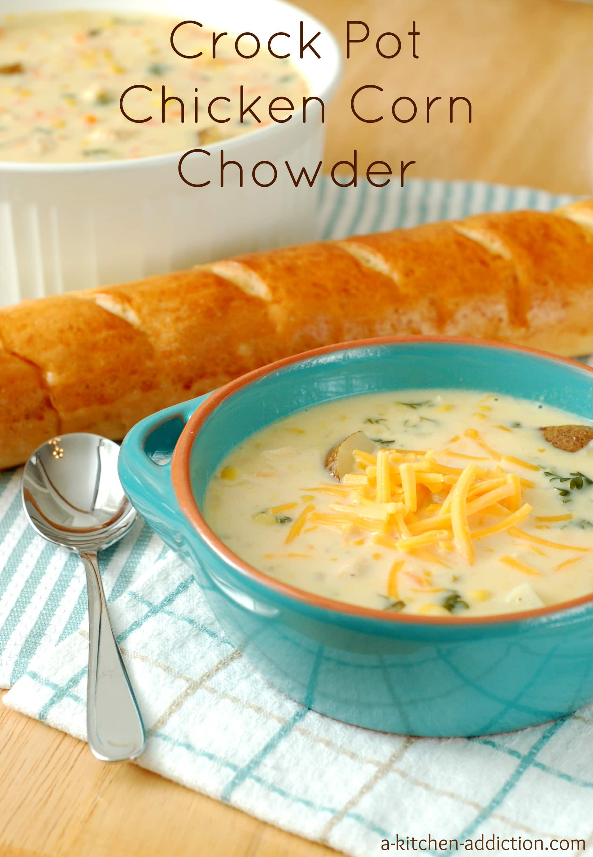 how to cook chowder soup
