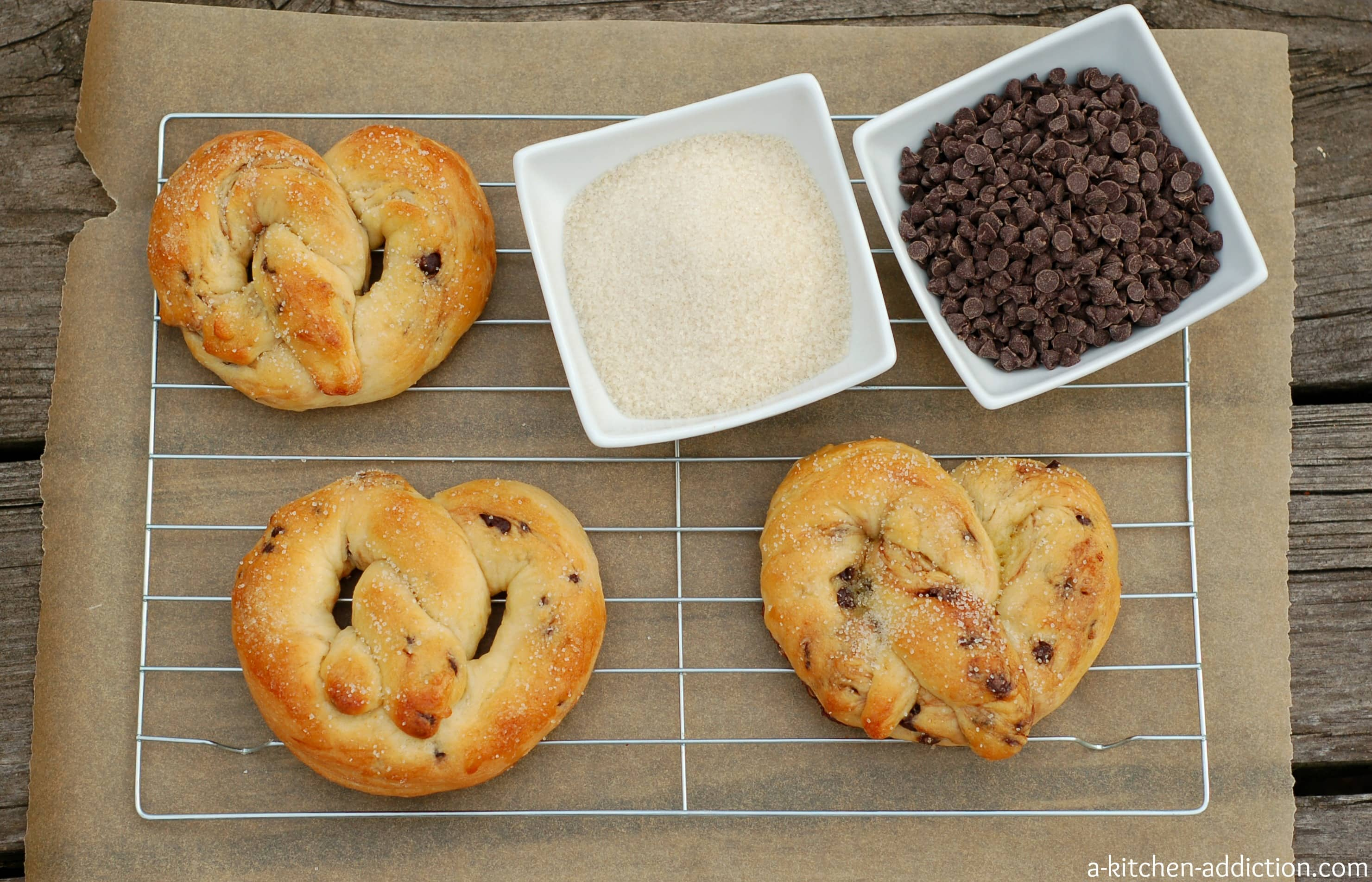 Smitten Kitchen's Chocolate Chip Brioche Pretzels Recipes — Dishmaps