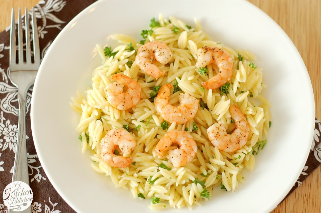 Lemony Orzo Recipes — Dishmaps
