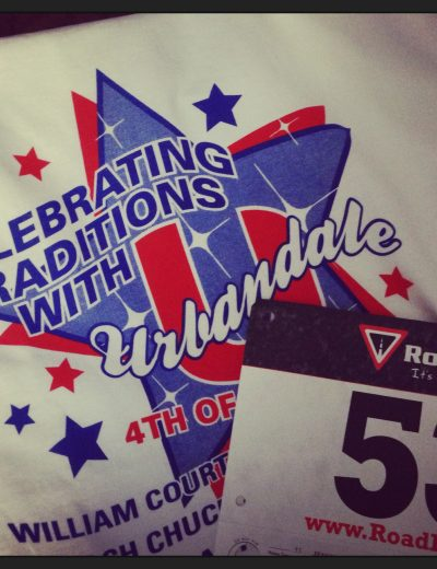 Running Rambles and Raves: 4th of July Race