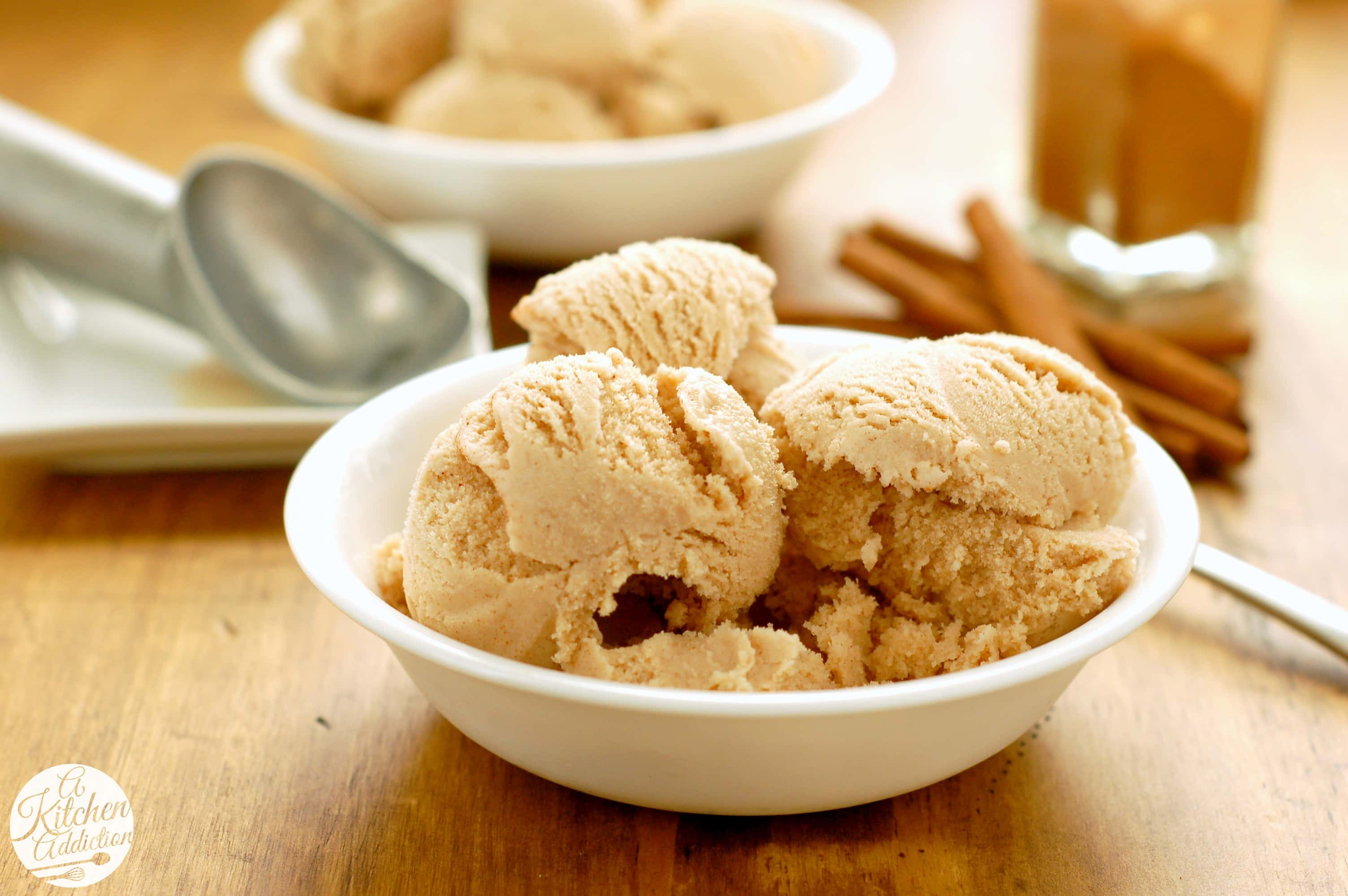 cinnamon ice cream glace au cinnamon ice cream cinnamon ice cream is a ...