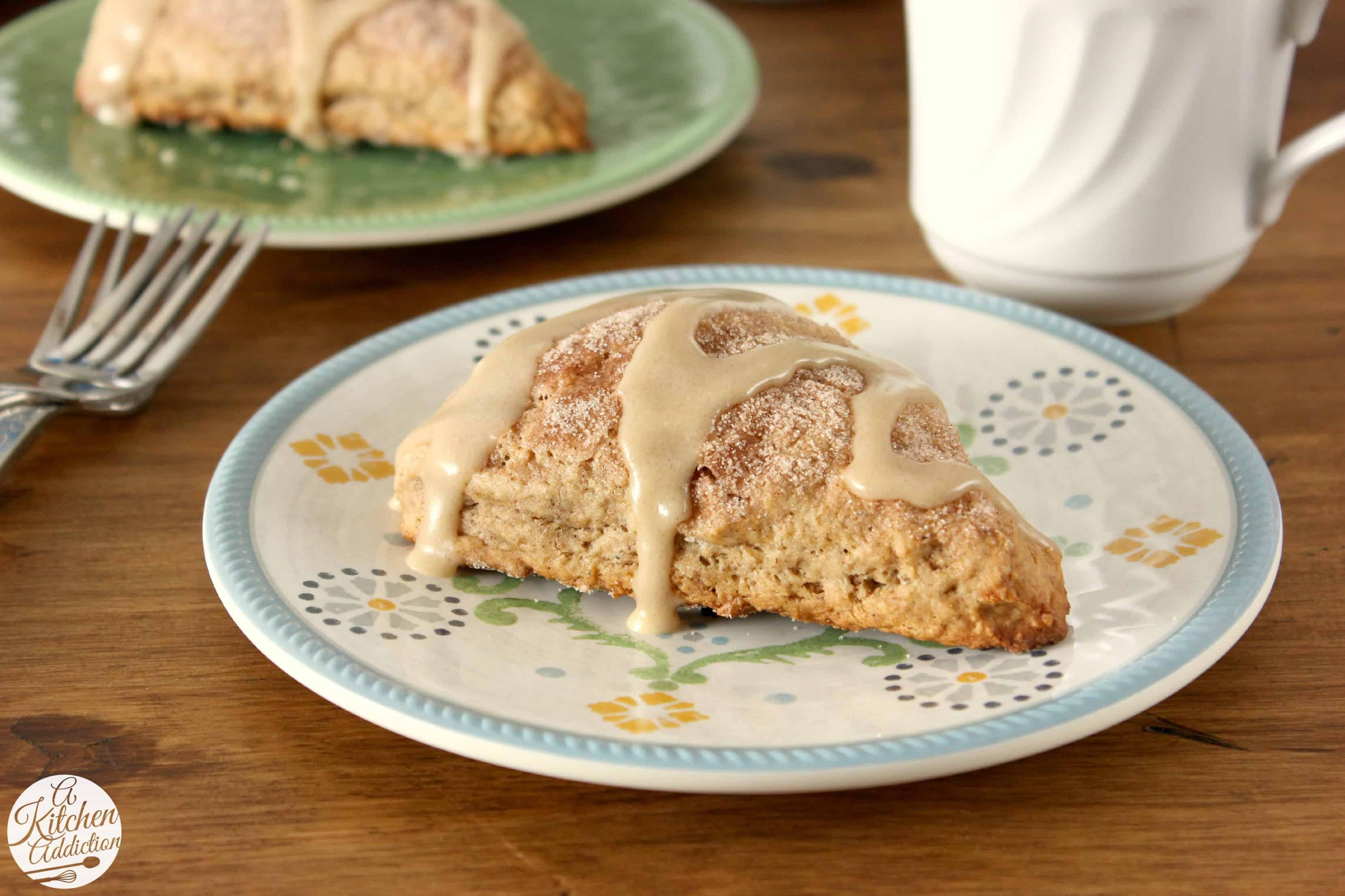 Banana bread scones a kitchen addiction for A kitchen addiction