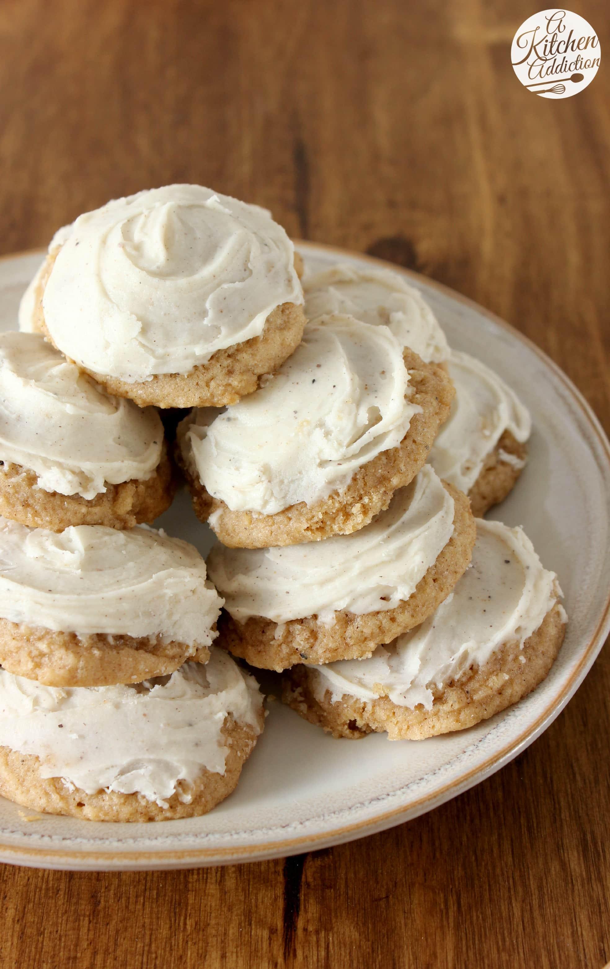 cream pie fuji eggnog toffee eggnog eggnog cupcakes eggnog frosting ...