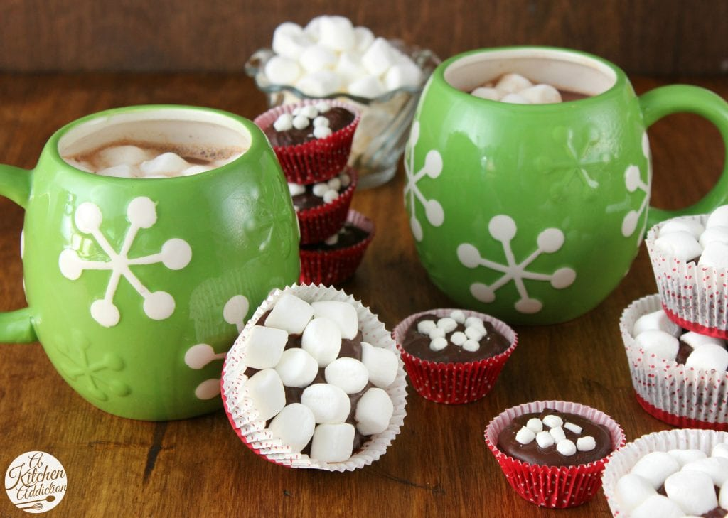 Hot Chocolate Pods Recipe l www.a-kitchen-addiction.com