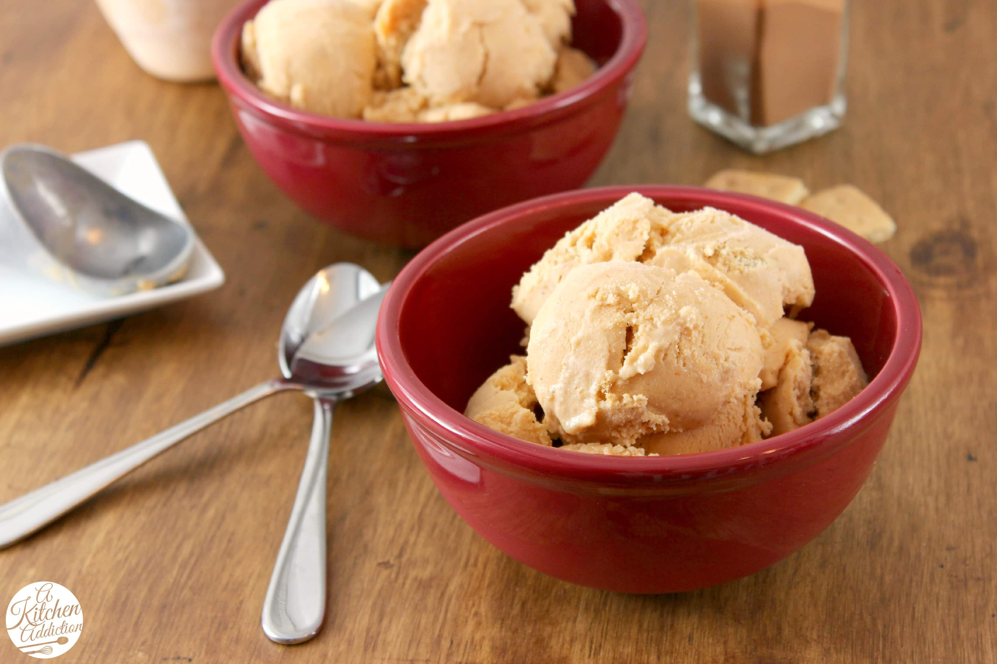 pumpkin pie cheesecake ice cream a kitchen addiction On a kitchen addiction