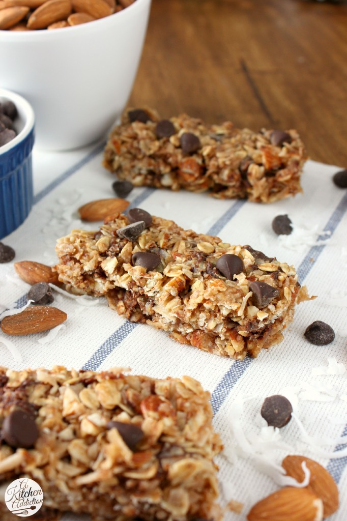 Almond Joy Granola Recipes — Dishmaps