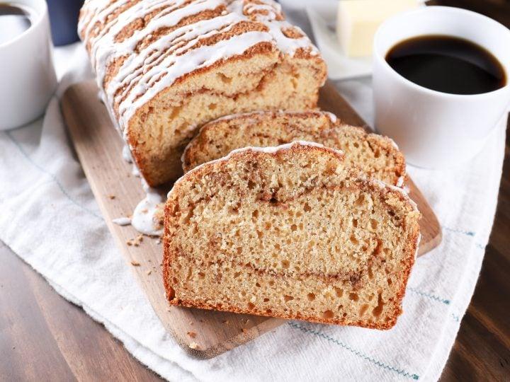 Cinnamon Swirl Yogurt Quick Bread A Kitchen Addiction
