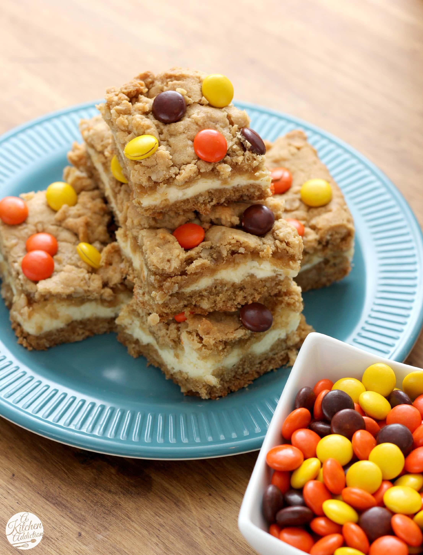 Reese bar cookies recipe