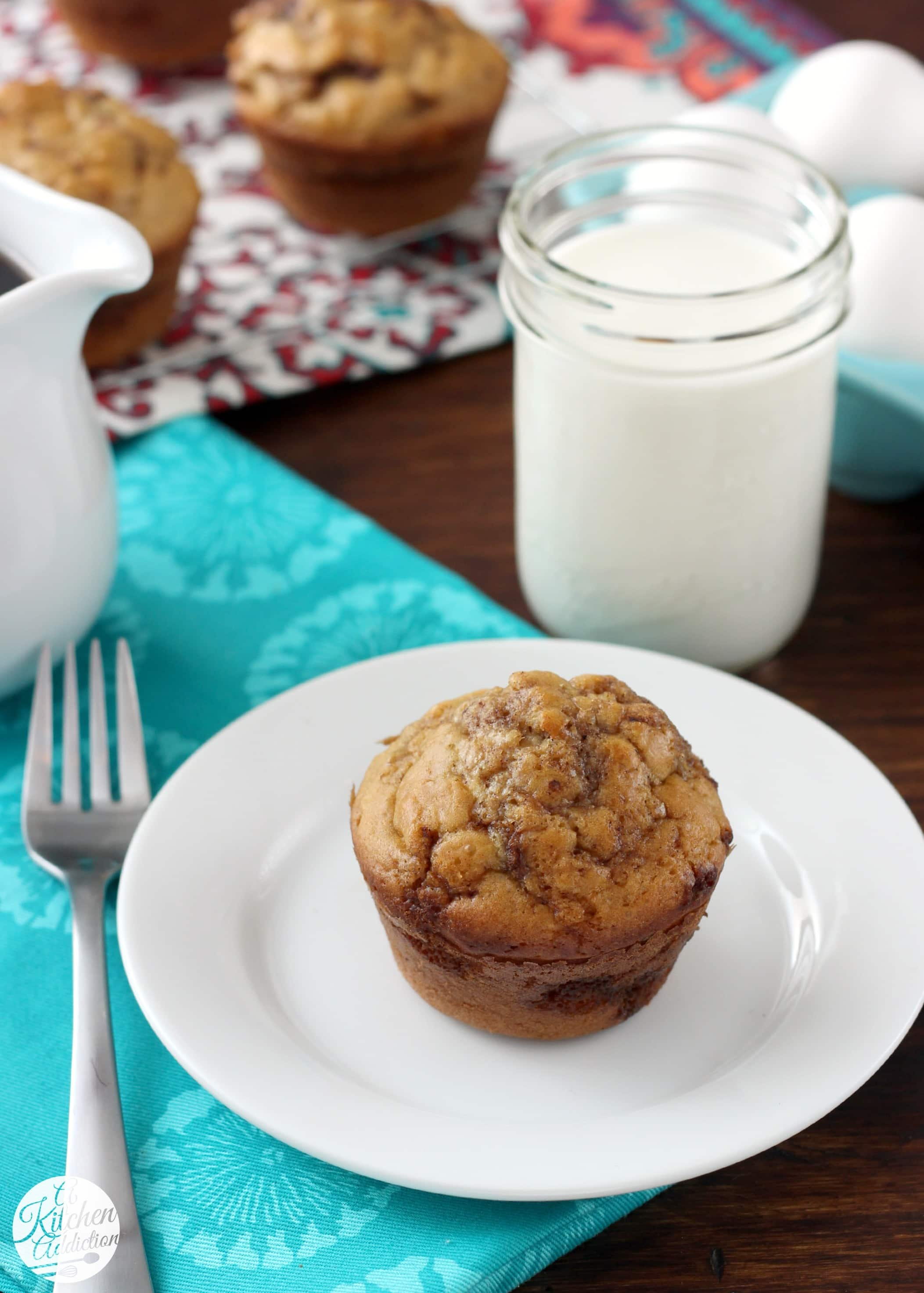 Maple Syrup Pancake Muffins Recipe — Dishmaps