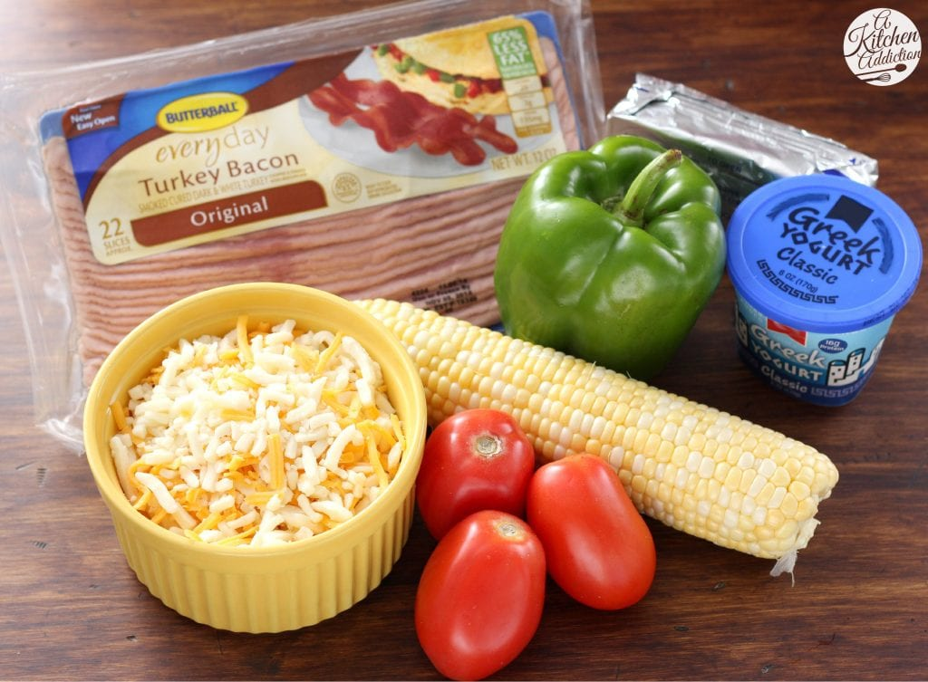 Cheesy Bacon Corn Dip