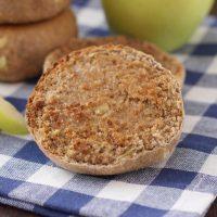 Apple Spice English Muffins