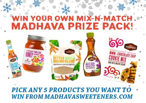 Madhava Sweeteners Giveaway