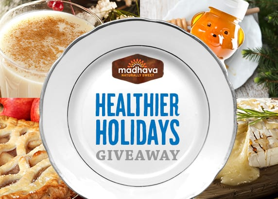 Healthier Holidays Giveaway