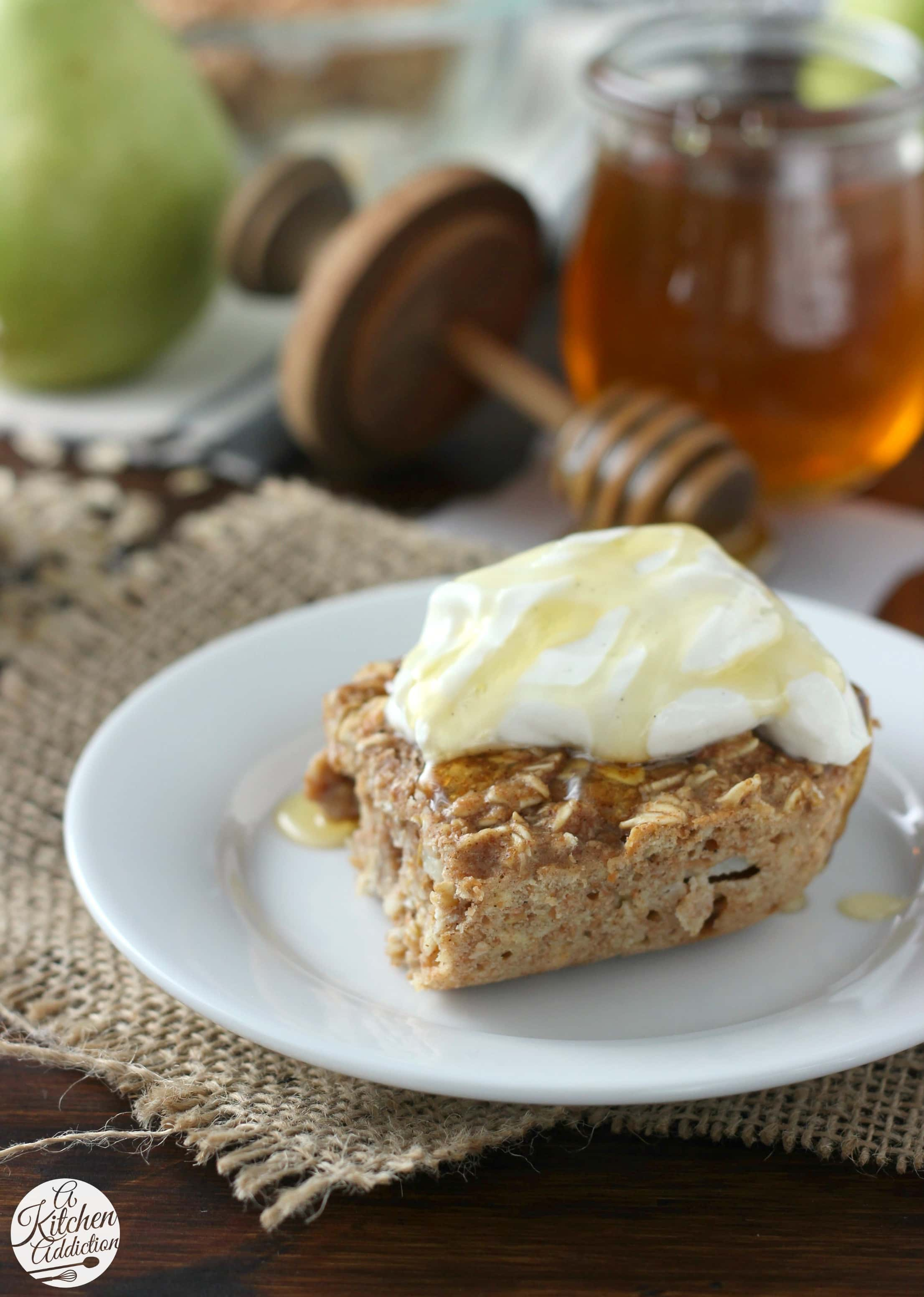 Pear Dunkers With Cashew-Cinnamon Yogurt Sauce Recipes ...