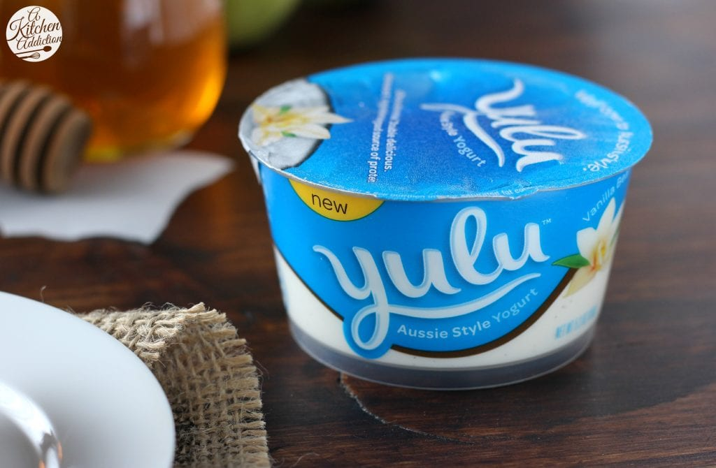 Yulu Yogurt Honest and Double Delicious