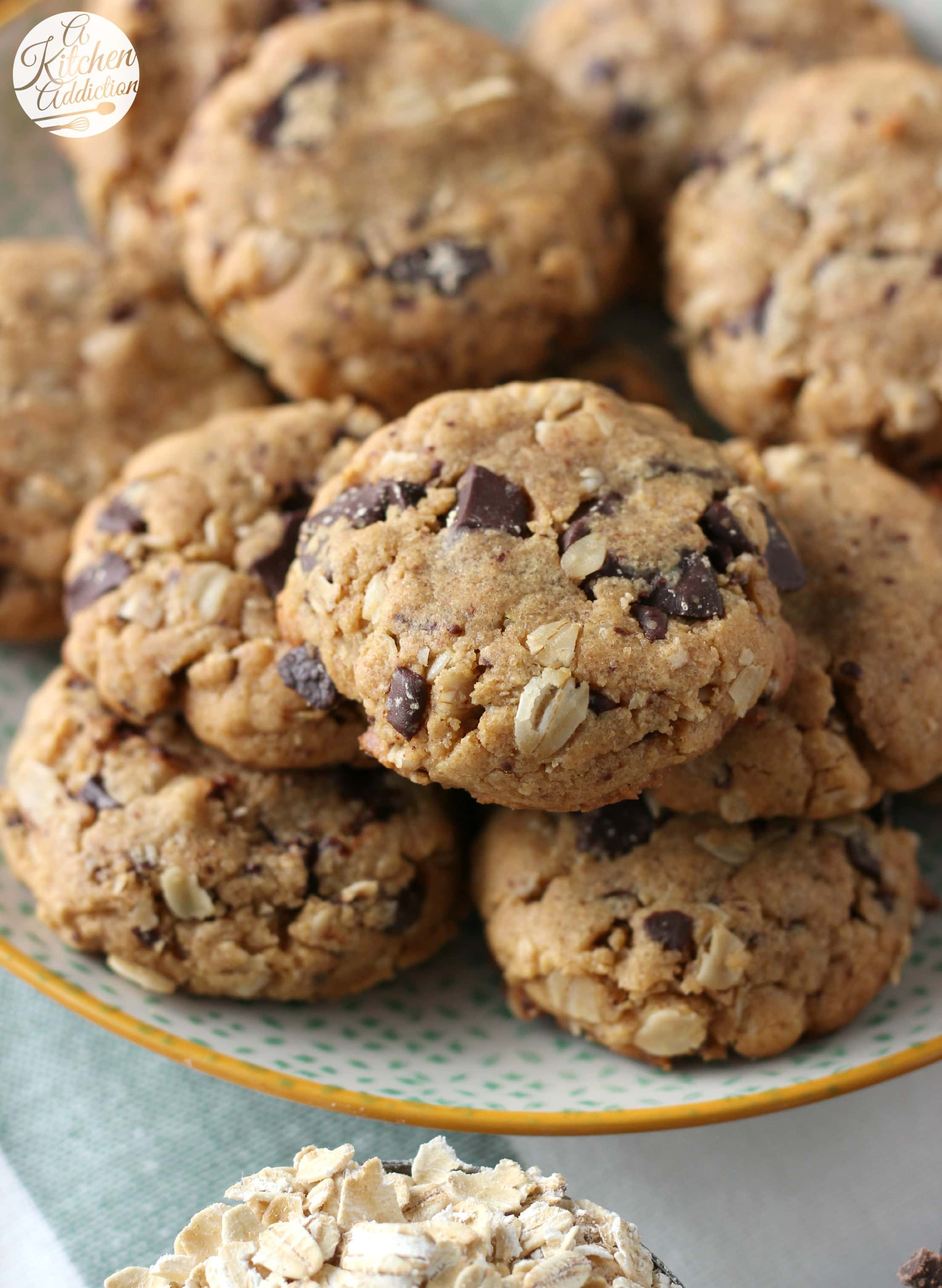Peanut butter and oatmeal cookies recipes