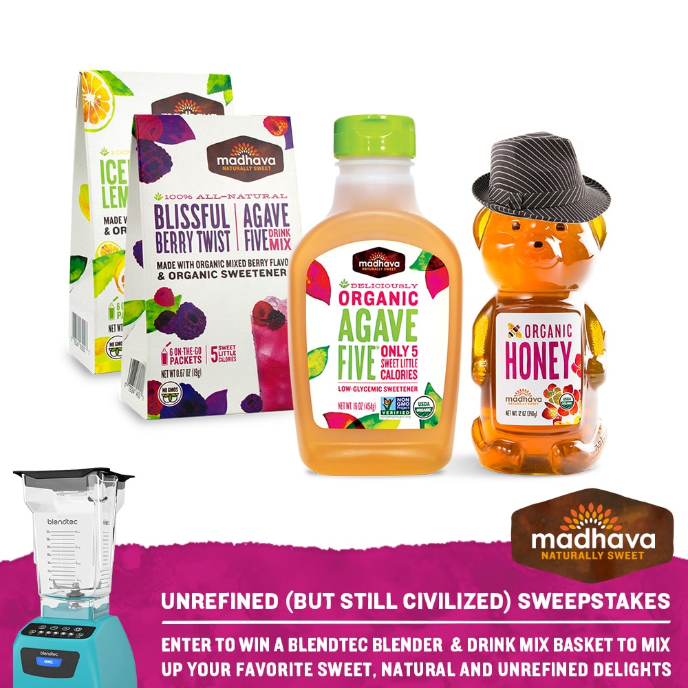 Madhava Facebook Sweepstakes