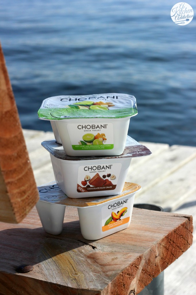 Chobani Flips Greek Yogurt