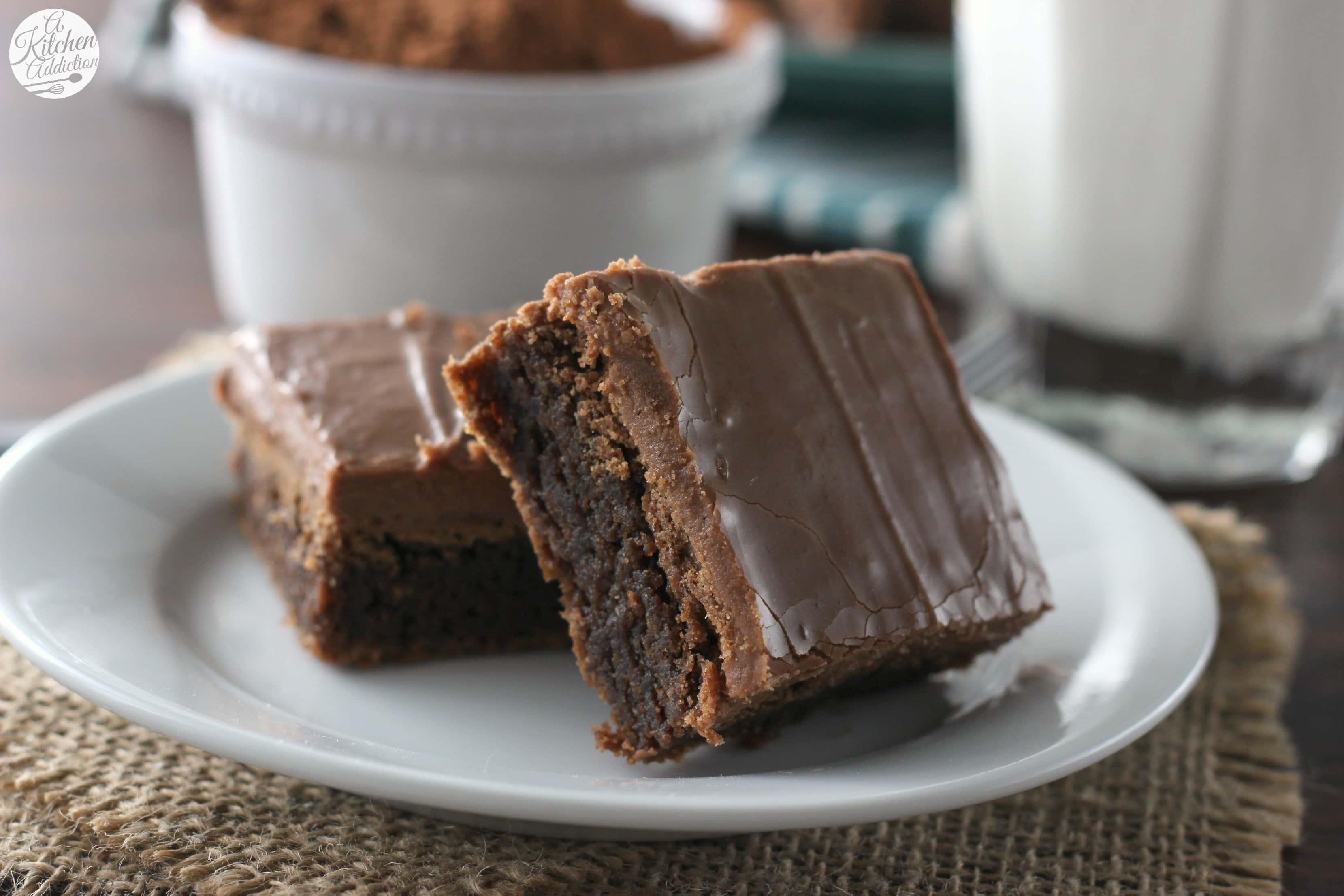Buttermilk brownies a kitchen addiction for A kitchen addiction