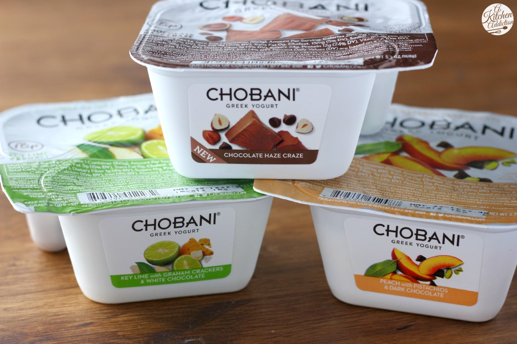 Chobani Flips Greek Yogurt Flavors