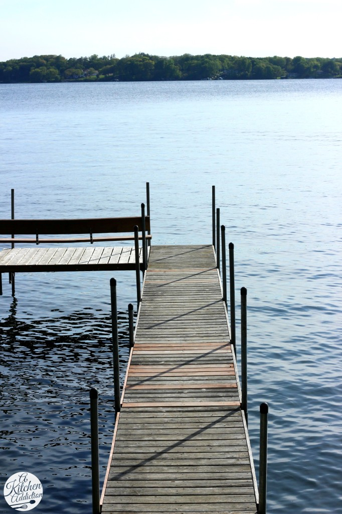 Dock Over Lake