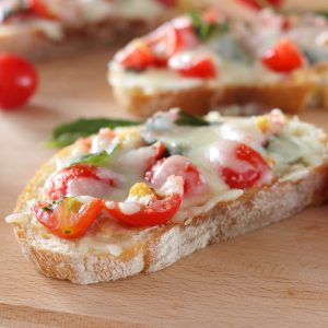 Bruschetta Melts
