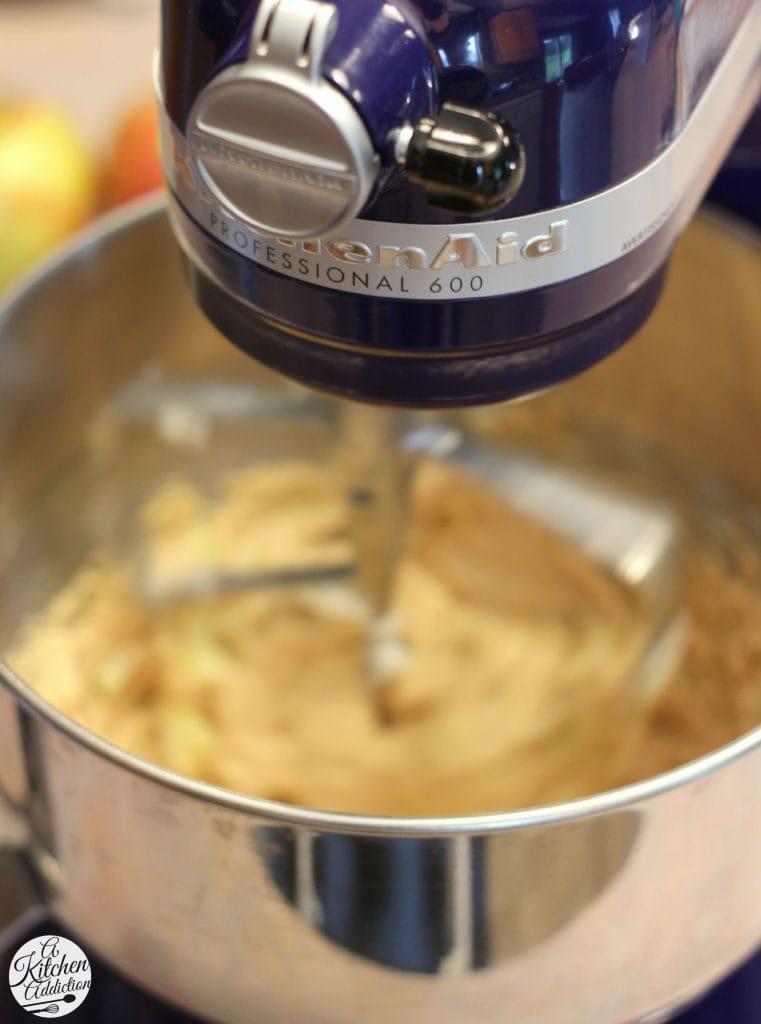 KitchenAid Mixer Apple Challenge