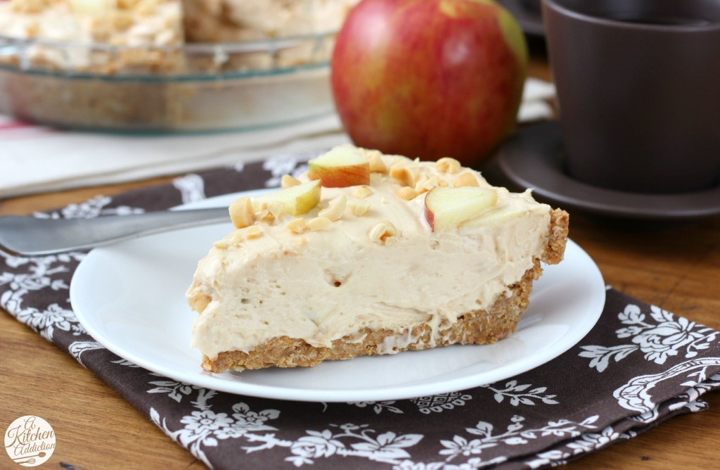 Apple Peanut Butter Oatmeal Cookie Cheesecake Recipe from A Kitchen ...