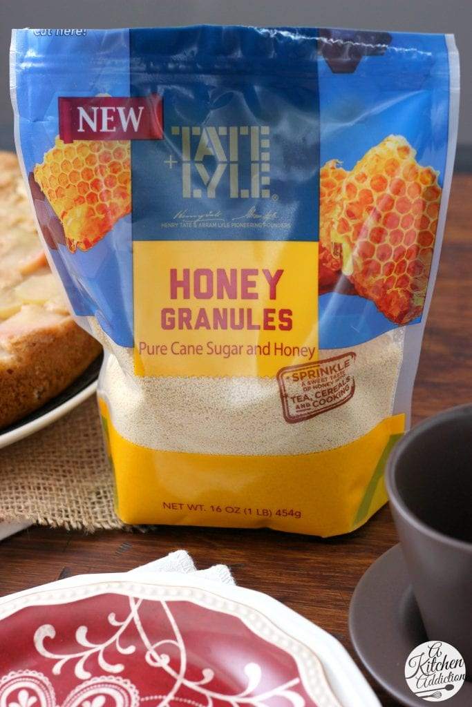 Tate and Lyle Honey Granules Package