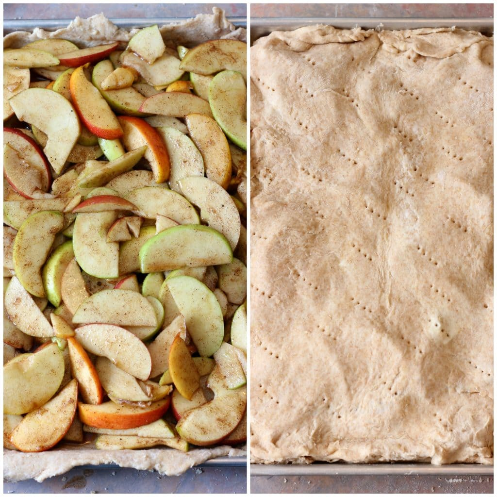 Apple Pie Prep