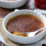 Easy Pumpkin Creme Brulee Recipe from A Kitchen Addiction