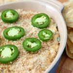 Slow Cooker Jalapeno Popper Chicken Recipe from A Kitchen Addiction