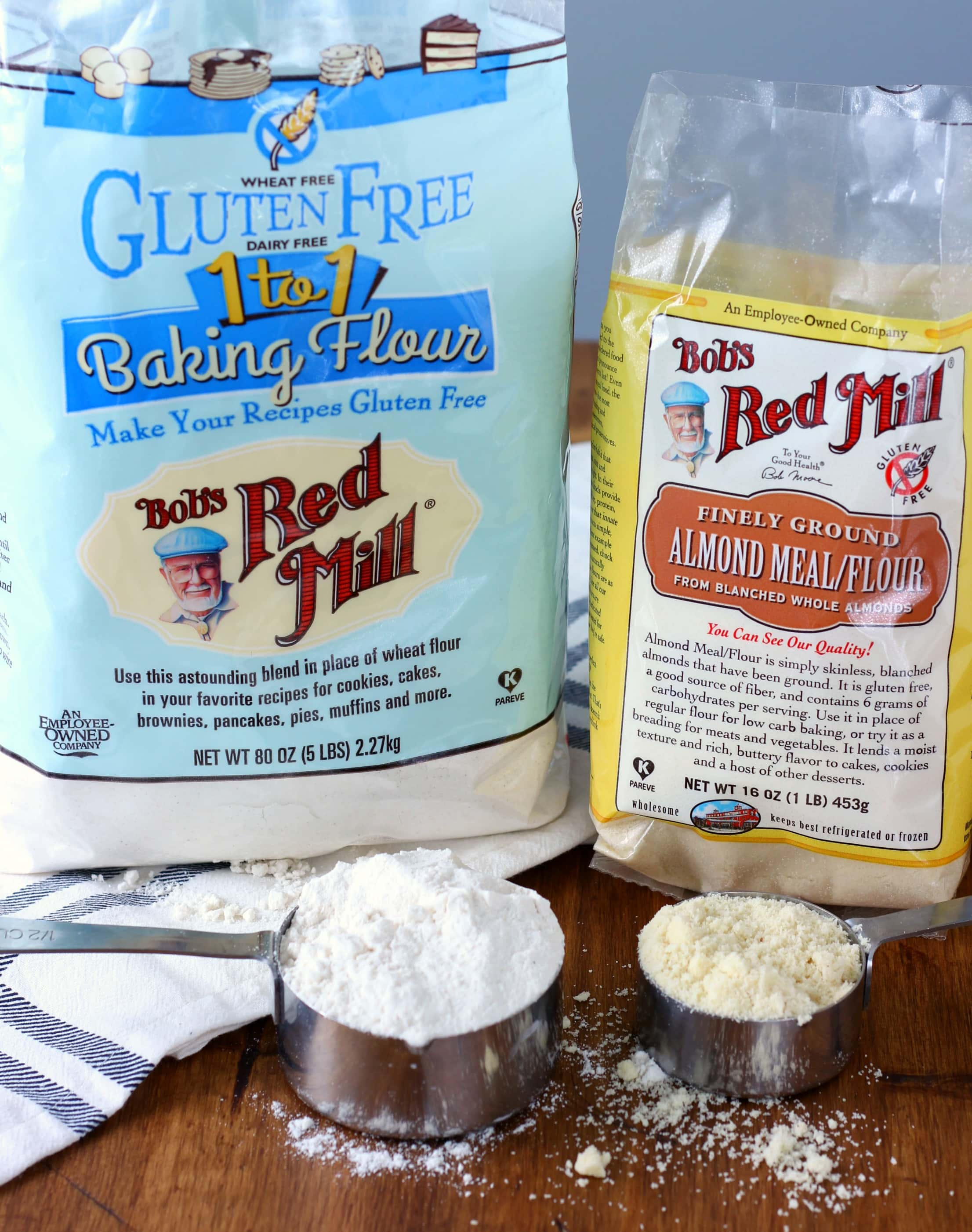 Bob's Red Mill Gluten Free Flours