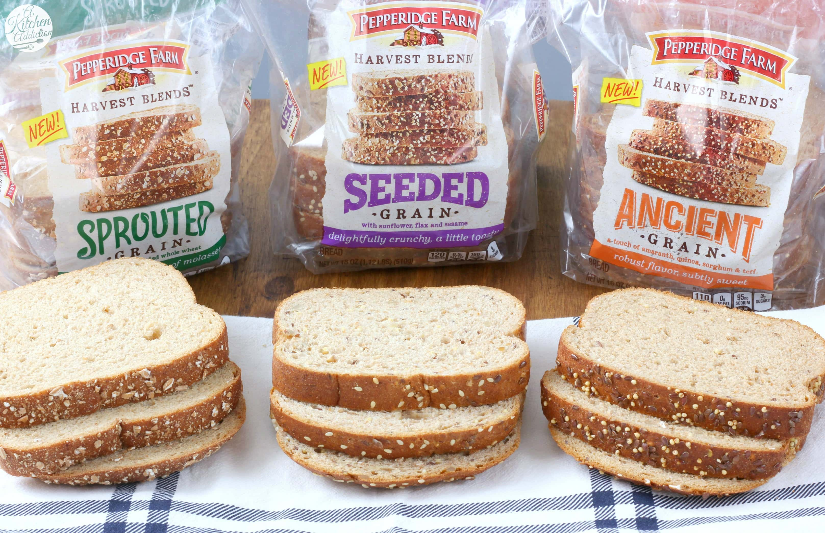 Pepperidge Farm Harvest Blends Bread