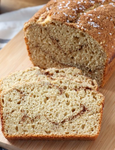 Cinnamon Maple Yogurt Bread