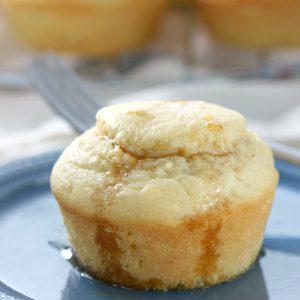 Pumpkin Swirled Pancake Muffins