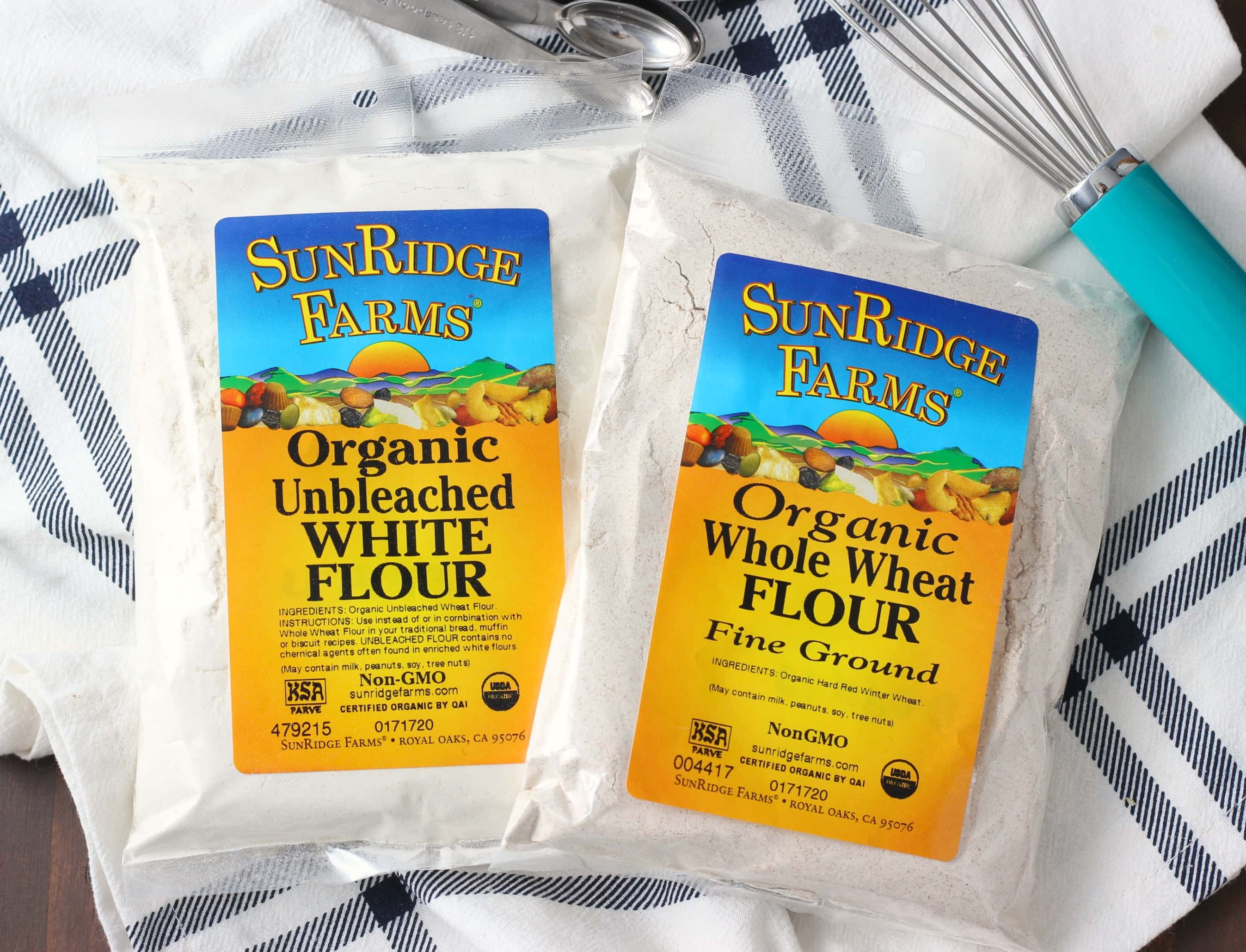 SunRidge Farms Organic Flours
