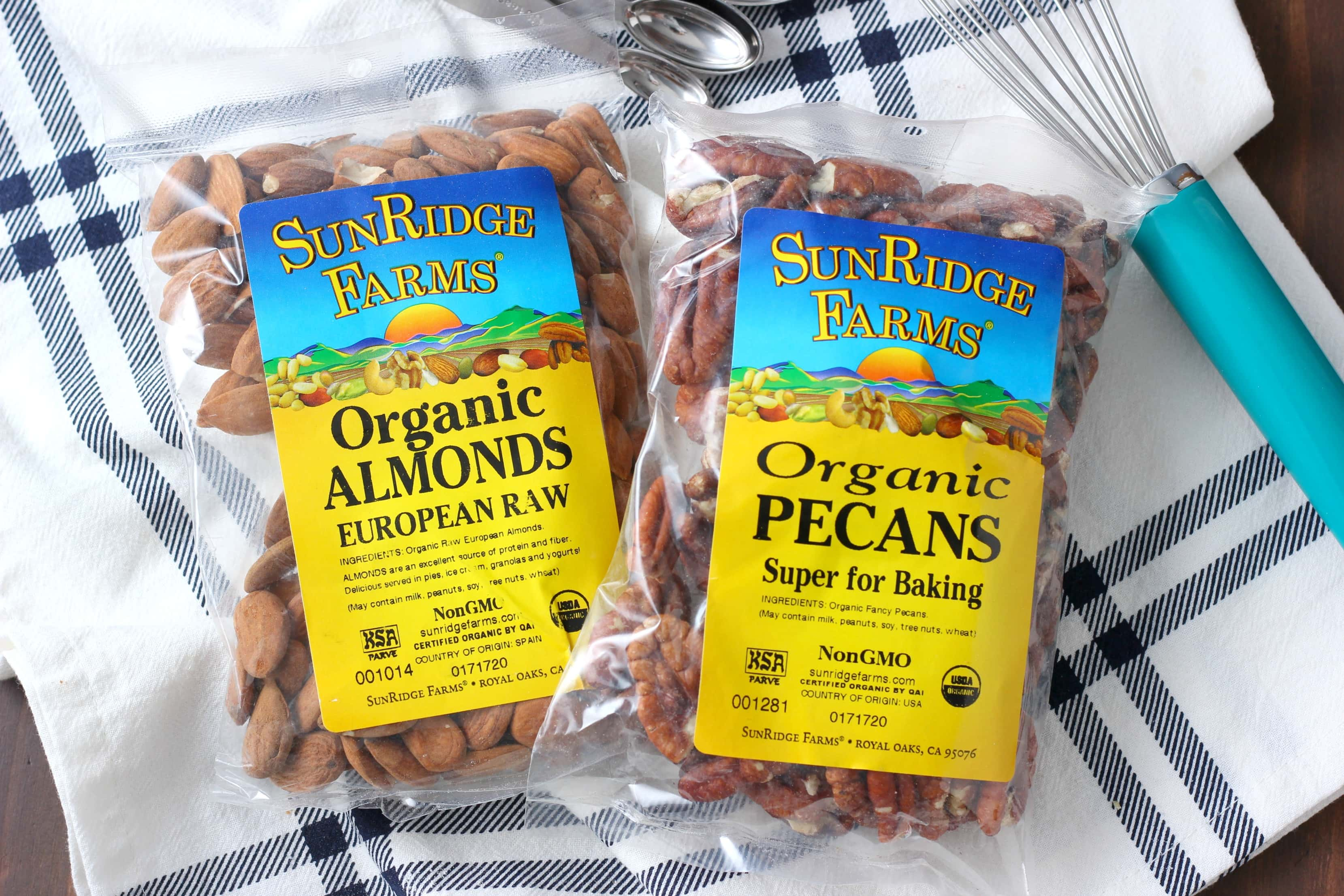 SunRidge Farms Organic Nuts