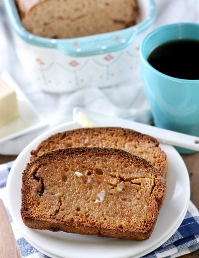 French Toast English Muffin Bread