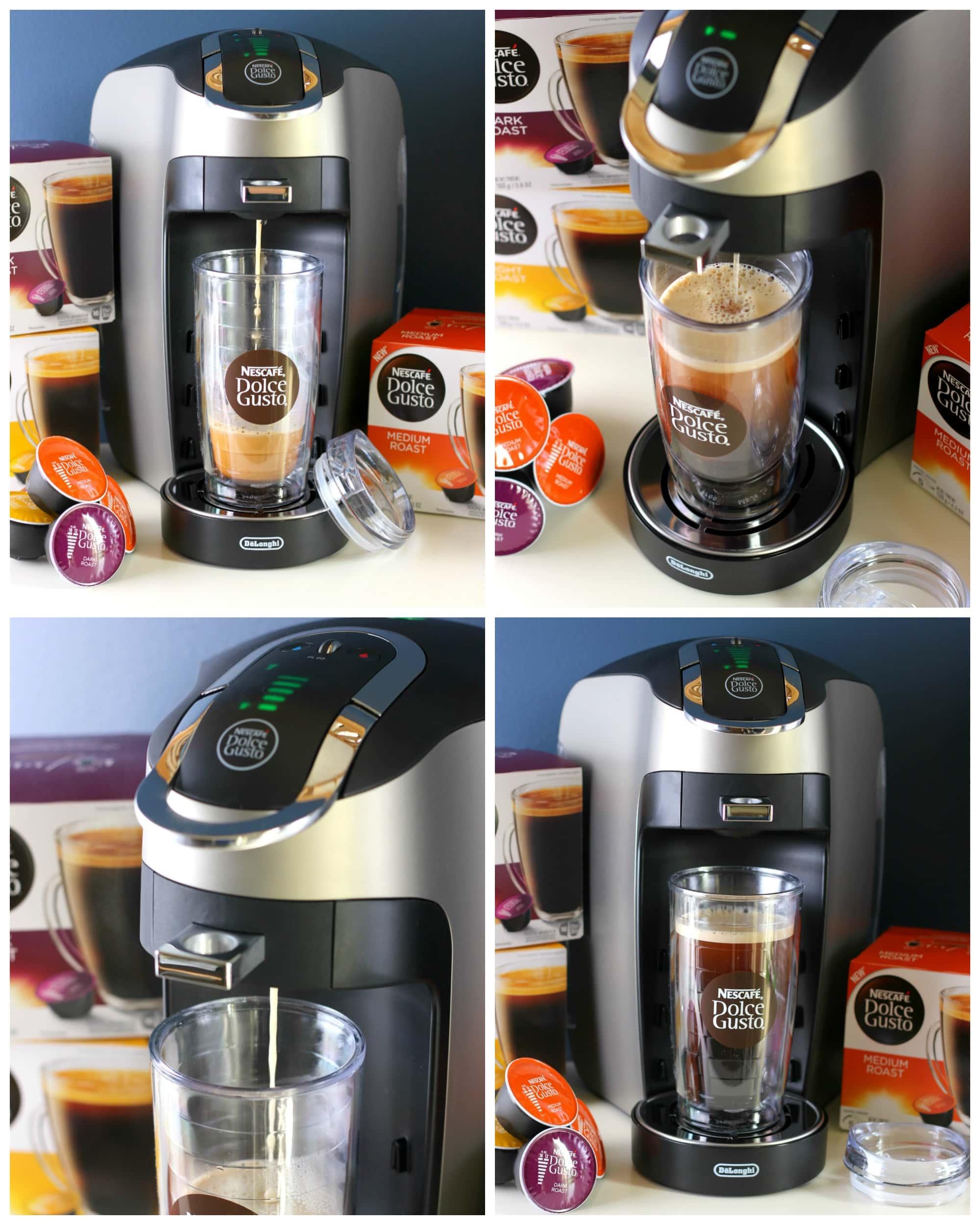 NESCAFÉ Dolce Gusto Coffee Pod Machine