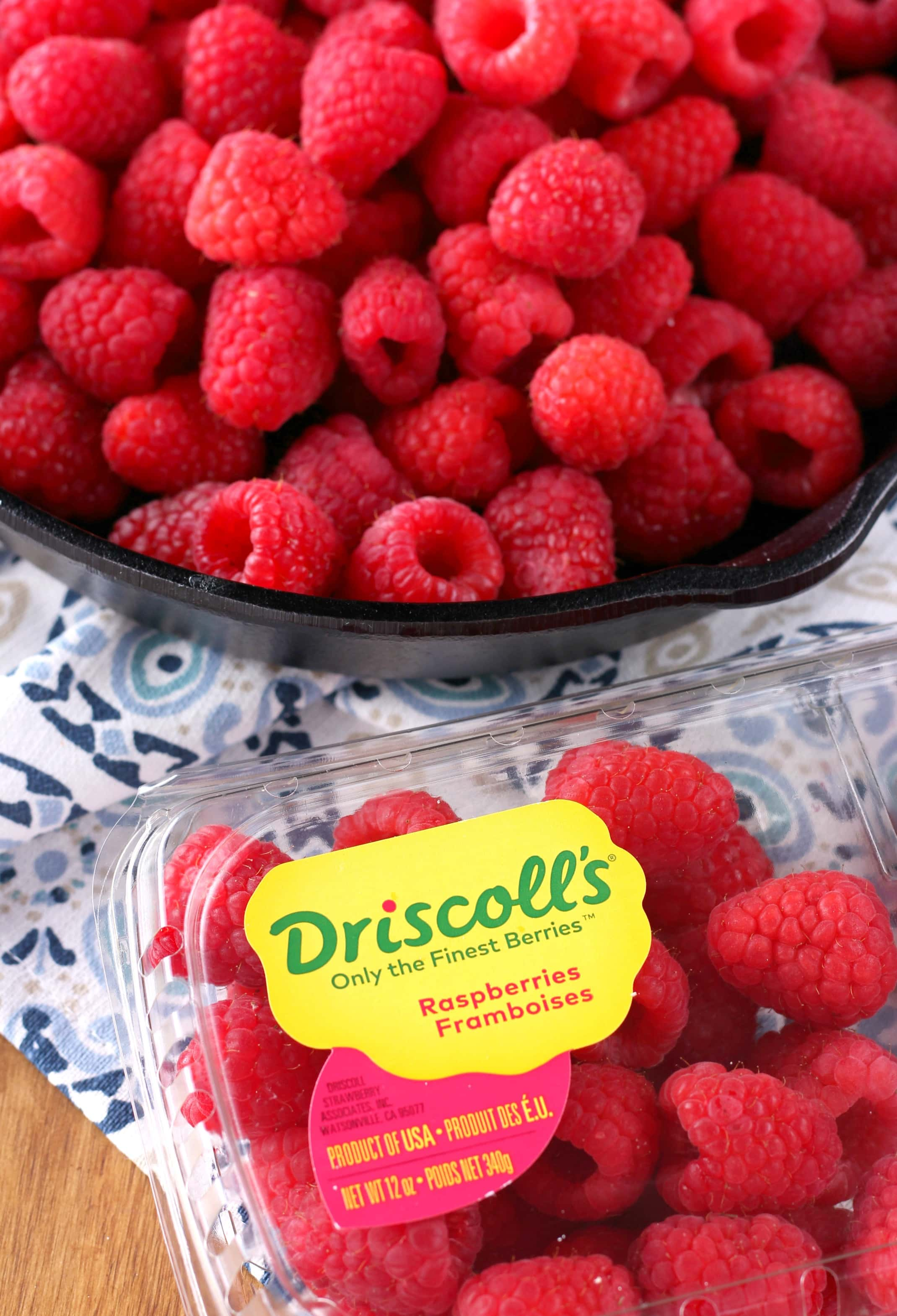 Driscoll's Raspberries #berrytogether